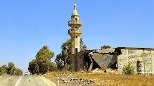 المسجد بعد الاحتلال