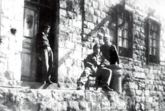 من بيوت قريه فيق قبل 1967