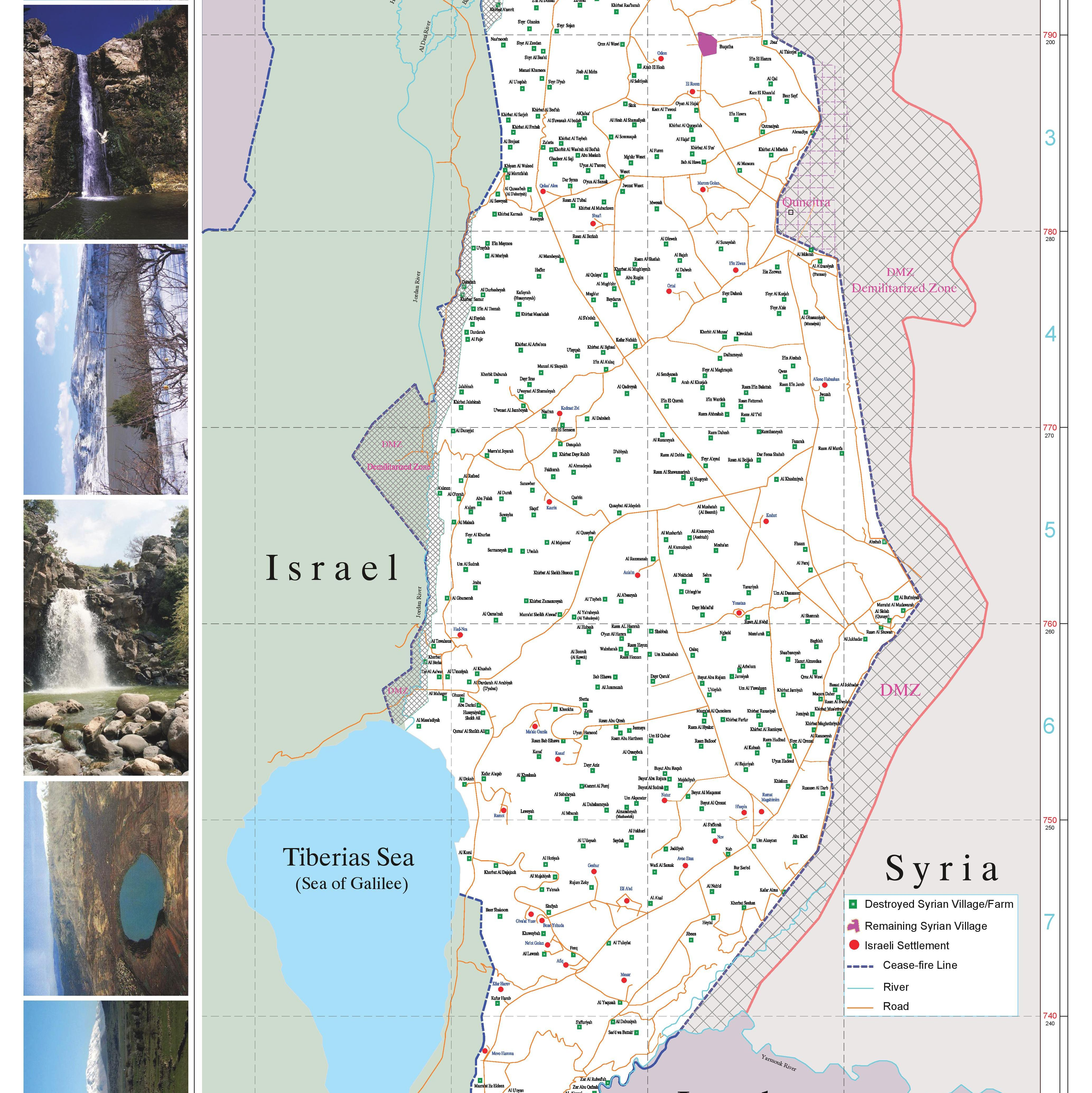 Publication of a new map of Syrian villages and farms ... on aleppo map, sinai peninsula map, purple line, sinai peninsula, yom kippur war, gaza strip, syria map, haifa map, mount hermon map, gaza map, red sea map, jordan map, six-day war, arabian sea map, zagros mountains map, israel map, negev desert map, dead sea map, east jerusalem, sea of galilee, palestinian territories, tel aviv, strait of hormuz map, dead sea, west bank, jordan river, suez canal map, yitzhak rabin, kurdistan map, jerusalem map, mesopotamia map, west bank map, tel aviv map, mount hermon,
